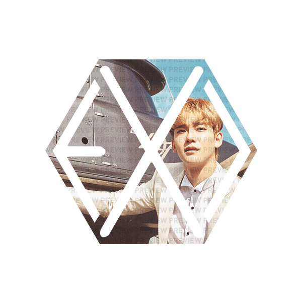 EXO Eribong Insert - Present; Gift XIUMIN