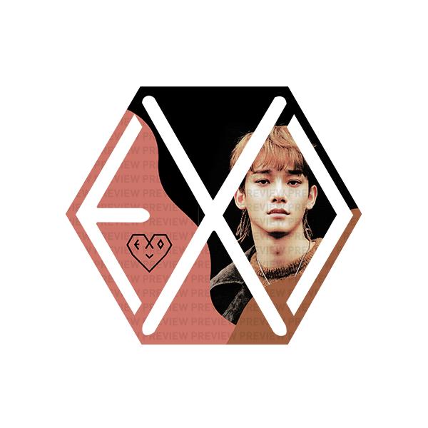 EXO Eribong Inserts: EXO-L Kit – CHEN