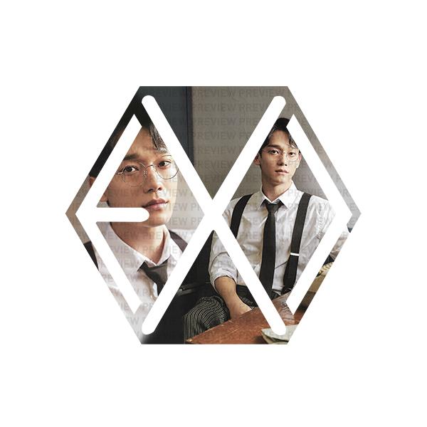 EXO Eribong Inserts: Seasons Greetings 2020 – CHEN