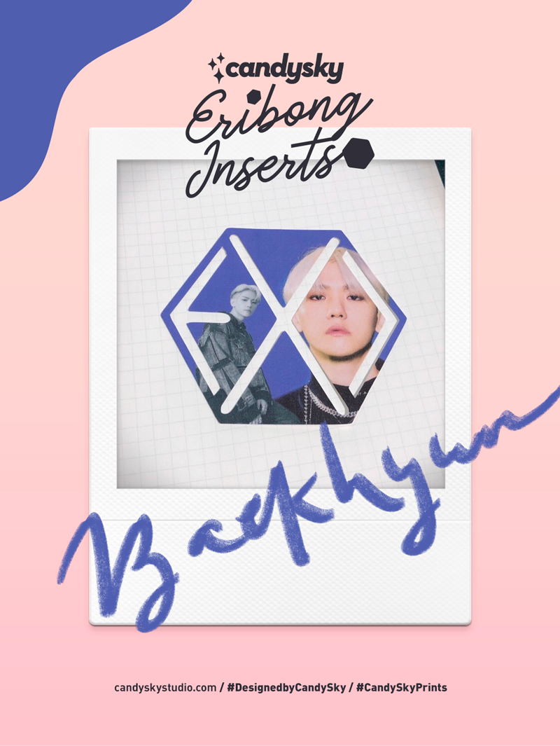 EXO Eribong Inserts: Obsession – BAEKHYUN