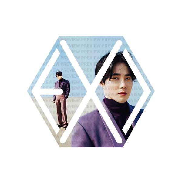 EXO Eribong Inserts: SUHO Self-Portrait V4