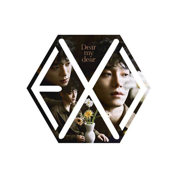 EXO Eribong Inserts – CHEN Dear My Dear Ver 2