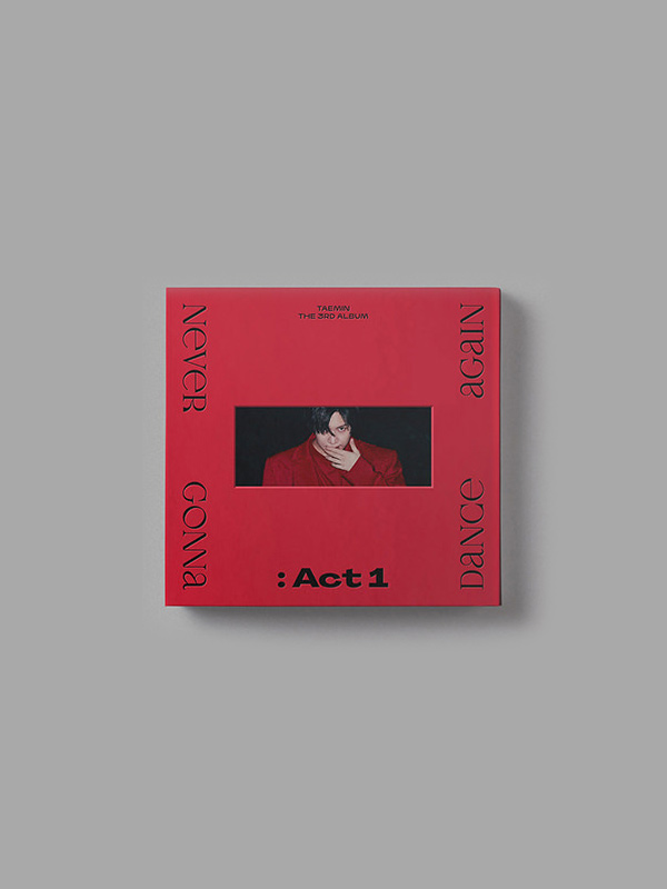 TAEMIN Never Gonna Dance Again Act. 1 – SUSPECT VER.