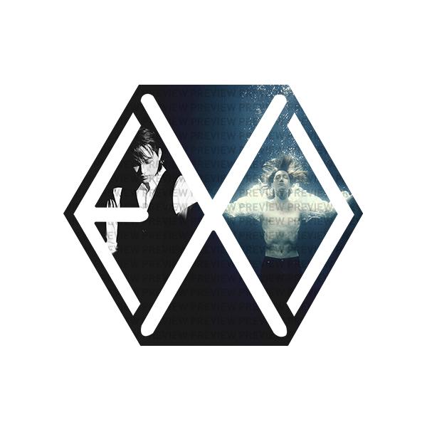 EXO Eribong Inserts: KAI 1st Mini Album V1