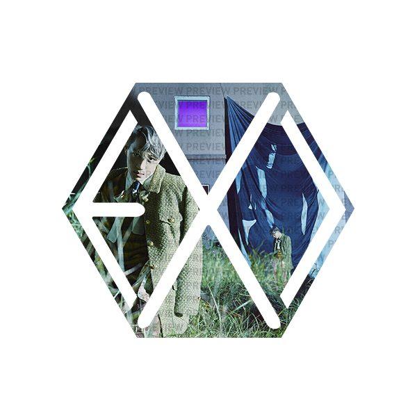 EXO Eribong Inserts: KAI 1st Mini Album V2