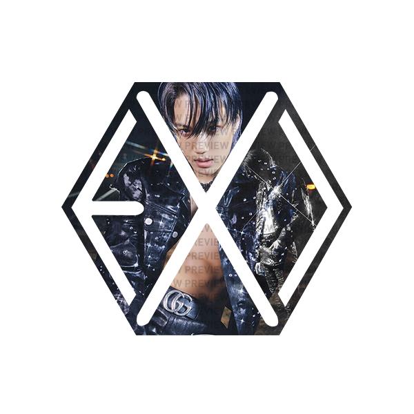 EXO Eribong Inserts: KAI 1st Mini Album V4