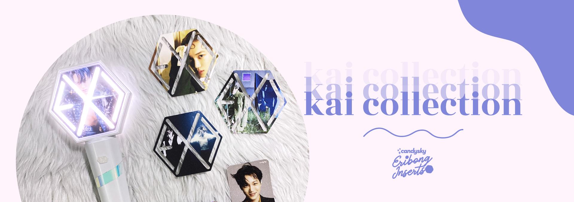 Eribong Inserts KAI Collection