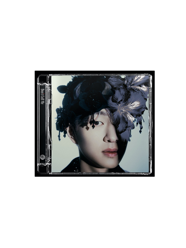 """SHINee 7th Album """"Don't Call Me"""" Jewel Case Ver. ONEW"""