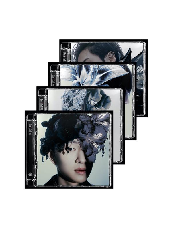 "SHINee 7th Album ""Don't Call Me"" Jewel Case Ver."