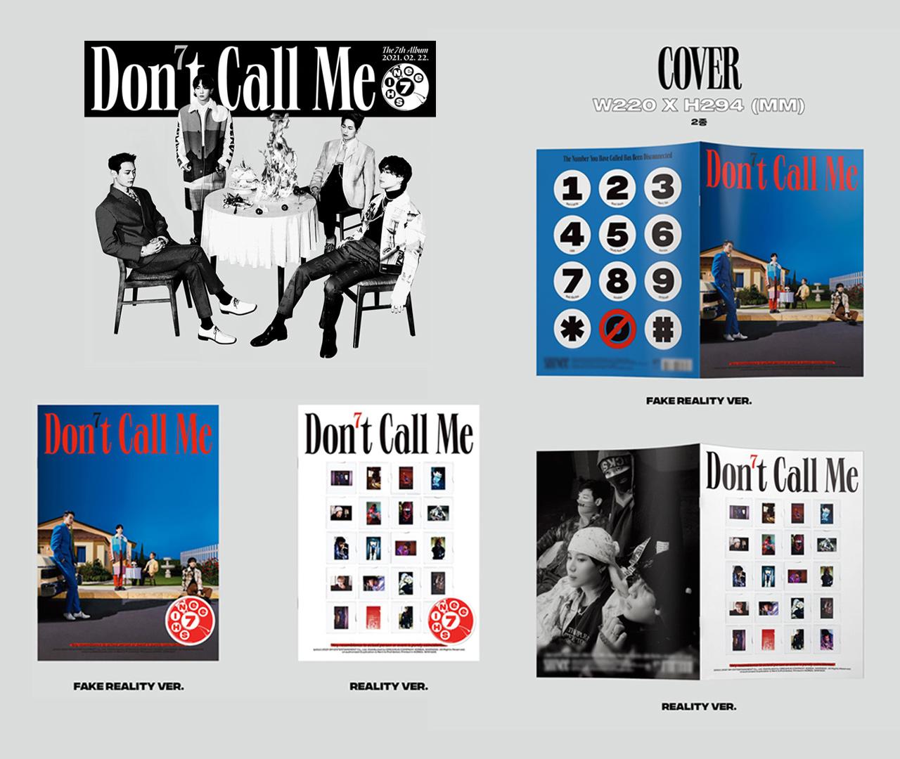 "SHINee 7th Album ""Don't Call Me"" Photobook Ver. – Details #1"