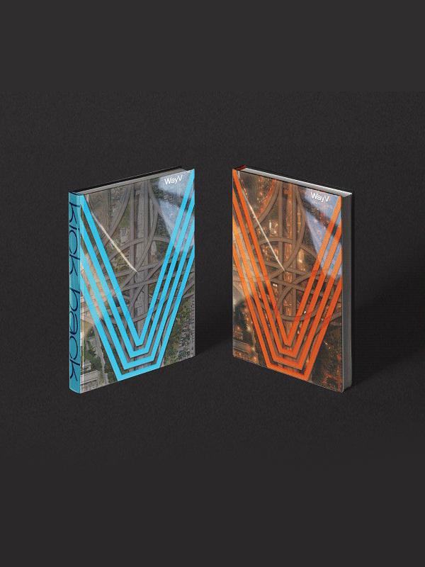 WayV 3rd Mini Album Kick Back