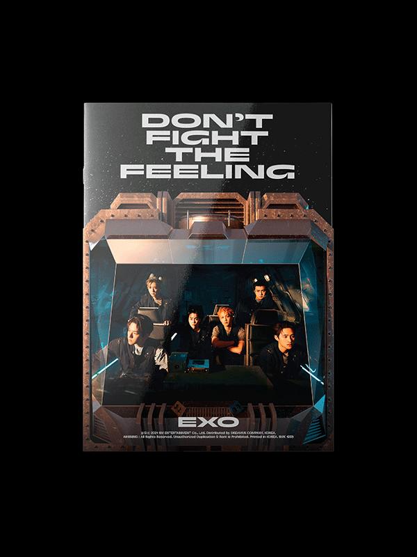 EXO Special Album Don't Fight The Feeling - Photobook V2: EPISODE 02