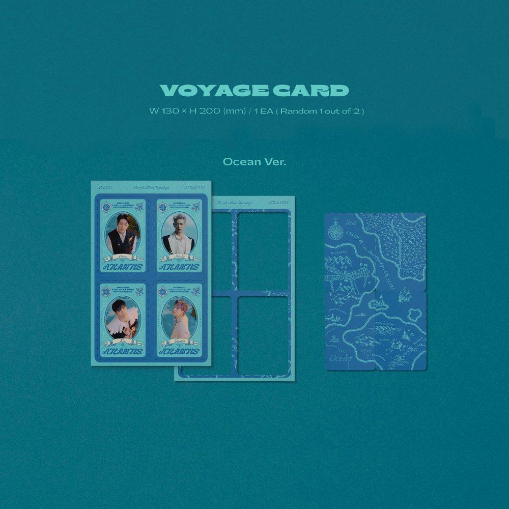 SHINee 7th Album Repackage Atlantis