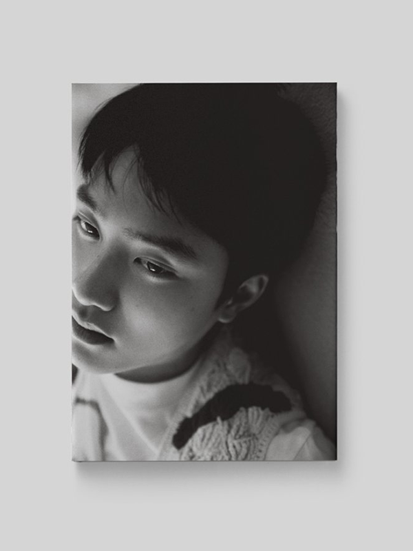 "D.O. 1st Mini Album ""Empathy"" Photobook Ver."