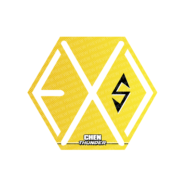 EXO Eribong Inserts: Power Collection – CHEN