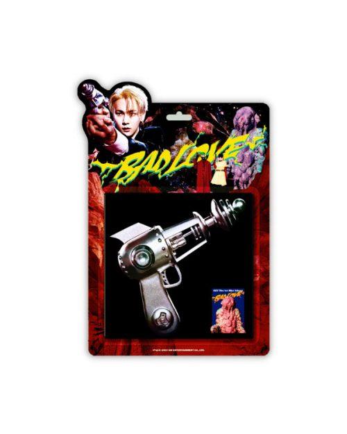 "Key 1st Mini Album ""Bad Love"" Photobook A - Space Ray Gun Ver."